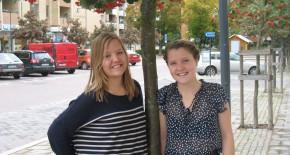 """""""Jättebra att Ljungbergsfonden stöttar unga människor"""""""
