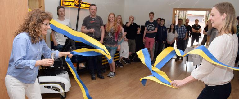 Ljungbergsfonden invigning simulatorer skördare