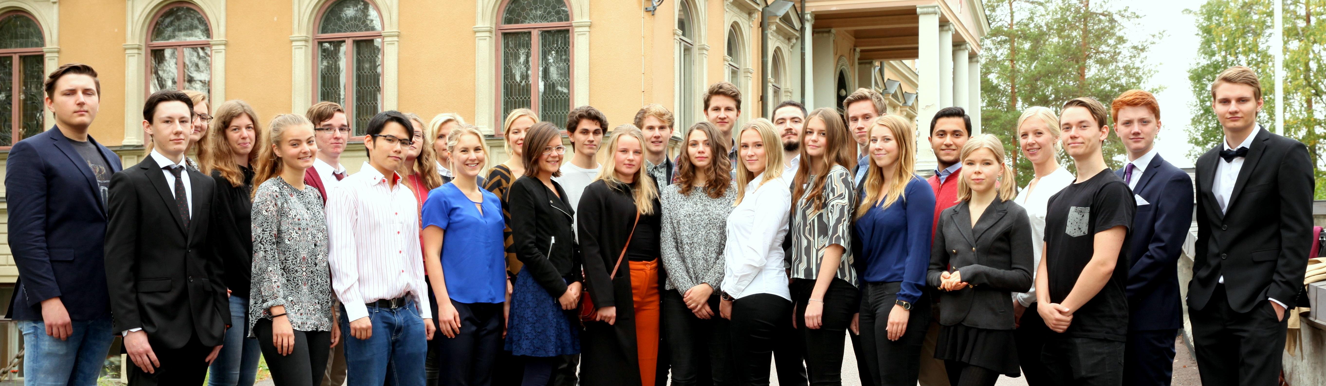 Ljungbergsfondens stipendiater
